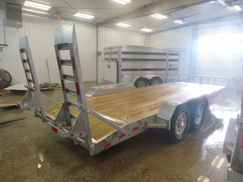 2019 Sundowner 80''X20' Equipment Trailer APU802014K