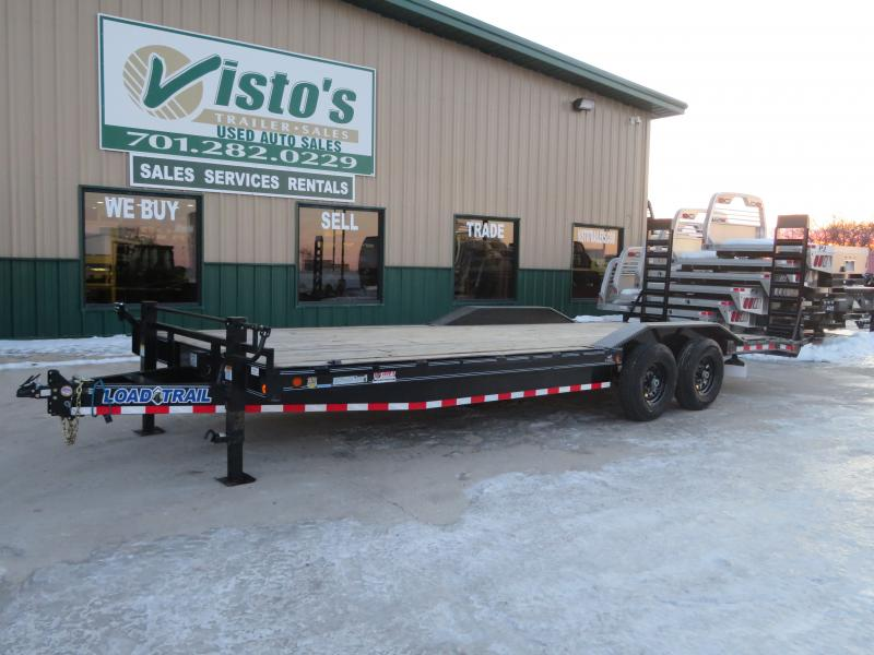 2020 Load Trail 102''X24' Equipment Trailer CH022414K