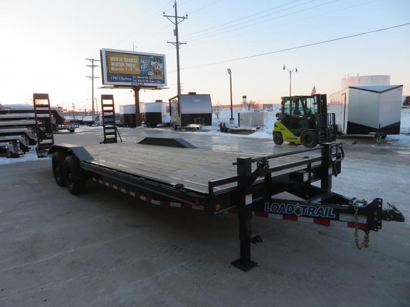 2020 Load Trail 102''X24' Equipment Trailer CH022414K