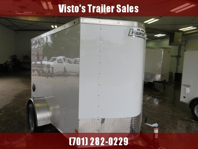 2020 Haulmark 5'X8' Enclosed Trailer PP58