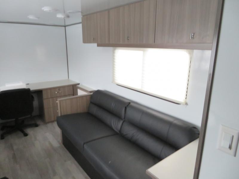 2020 Diamond Components 8.5'X23' Office Trailer 23RD Office Trailer
