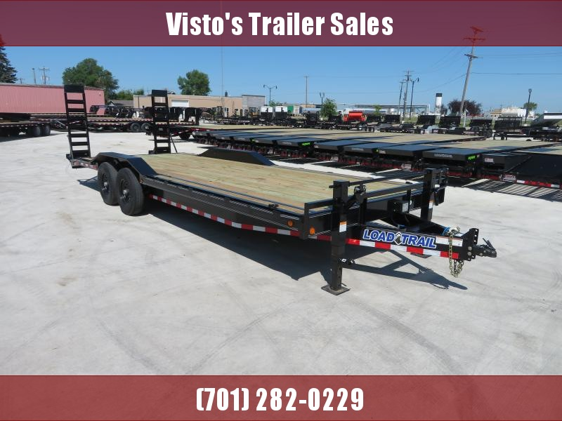 2019 Load Trail 102''X24' Equipment Trailer CH022414K