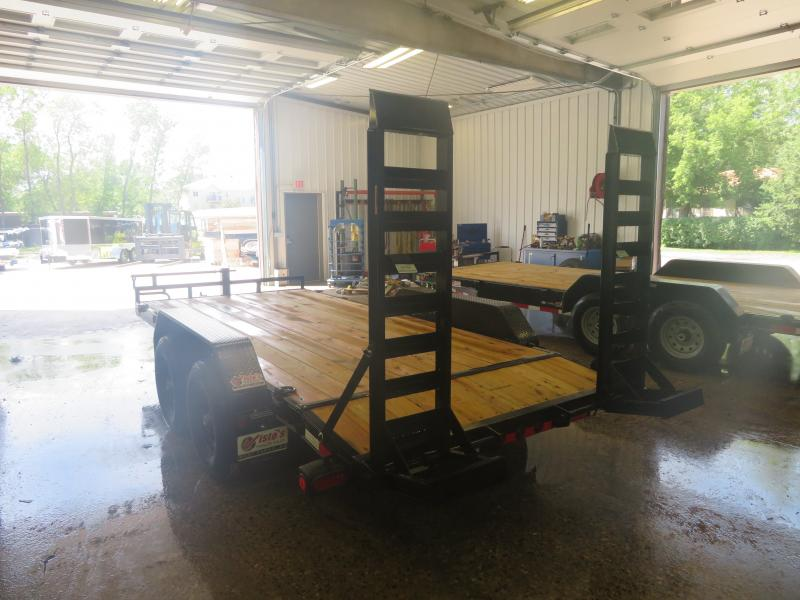 2019 Load Trail 83''X16' Equipment Trailer CH831614K