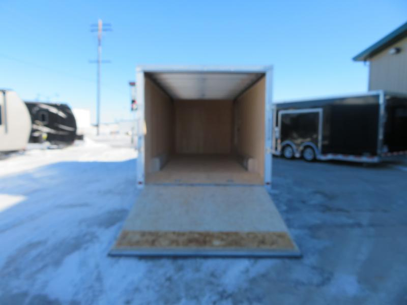 2020 ATC 8.5'X20' Enclosed Trailer RAVAB85207K