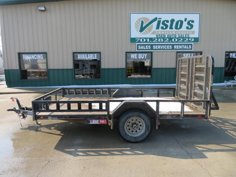 "2014 Load Trail  77""X12' Utility"