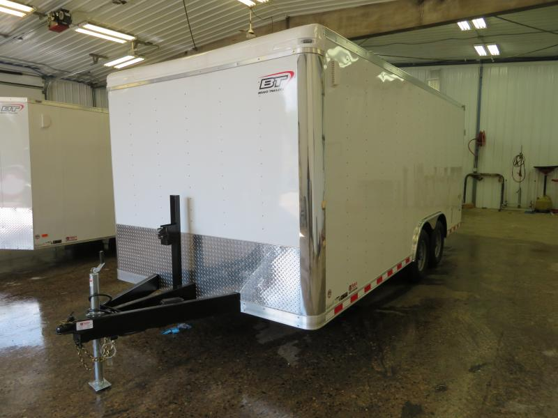 2020 Bravo 8.5'X16' Enclosed Trailer ST851610K