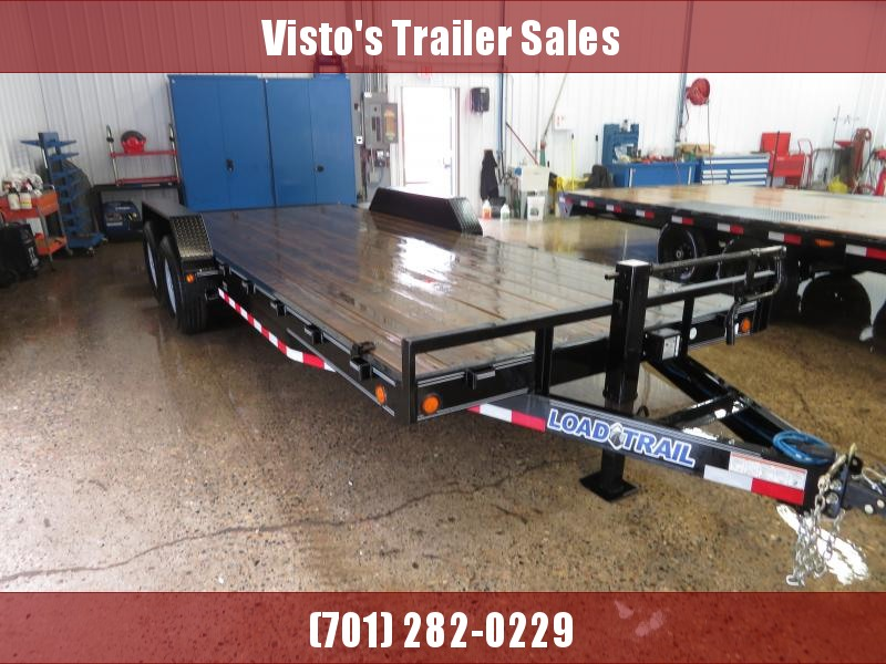 2019 Load Trail 83''X20' Equipment Trailer CH832014K