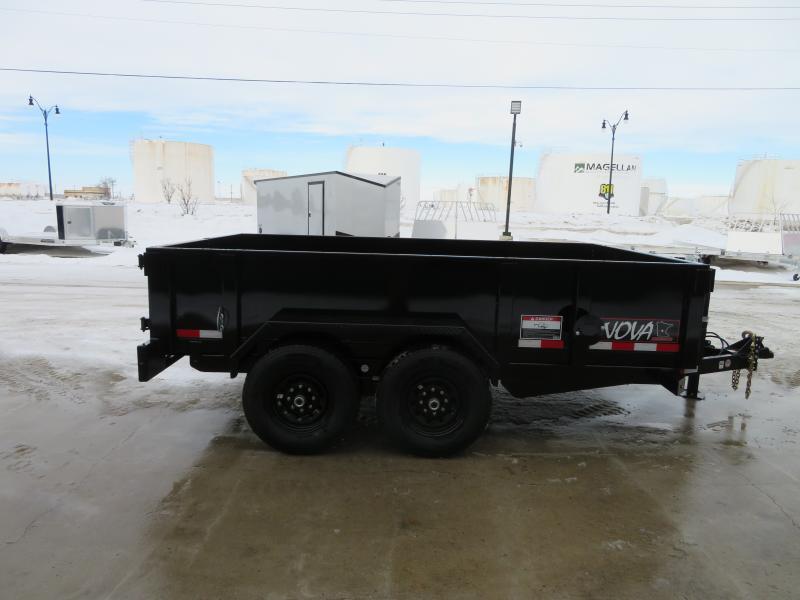 2020 Midsota 82''X12' Dump Trailer DT821214K