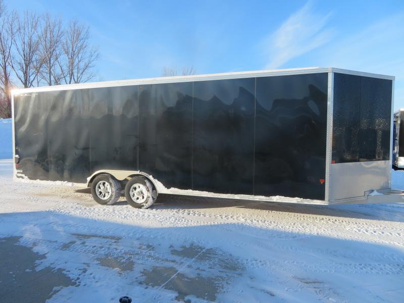 2016 Stealth 8.5'X24' Enclosed Snowmobile Trailer 8.5'X24' Enclosed Snowmobile Trailer