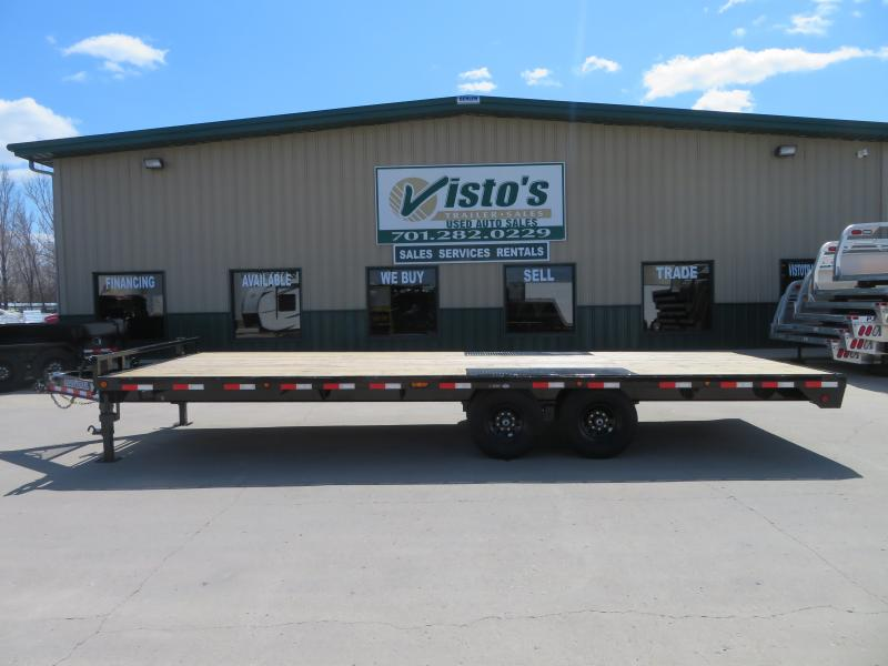2020 Load Trail 102''X24 Deckover Trailer PS022414K