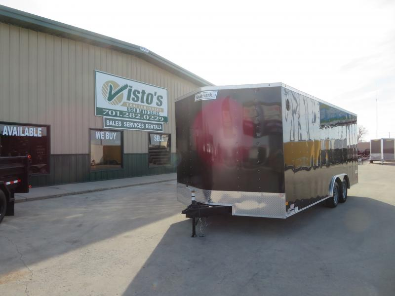 2020 Haulmark 8.5'X20' Enclosed Trailer PP85207K