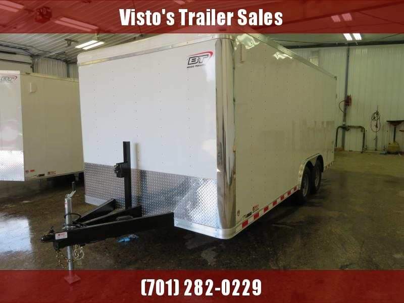 2020 Bravo 8.5'X18' Enclosed Trailer ST851810K