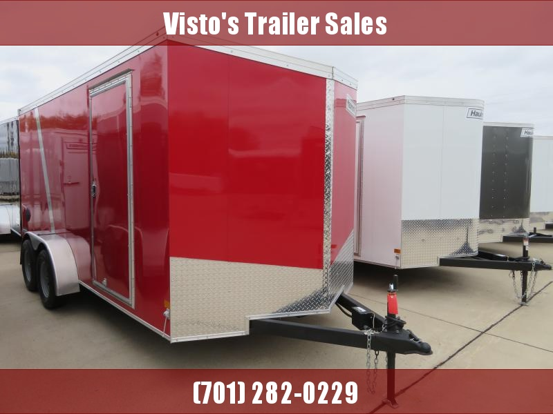 2020 Haulmark 7'X16' Enclosed Trailers TSV7167K