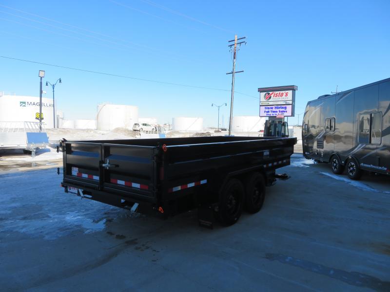 2020 Midsota 82''X16' Dump Trailer HVHD821616K