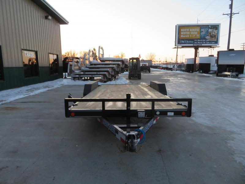 2020 Load Trail 83''X18' Equipment Trailer CH831810K