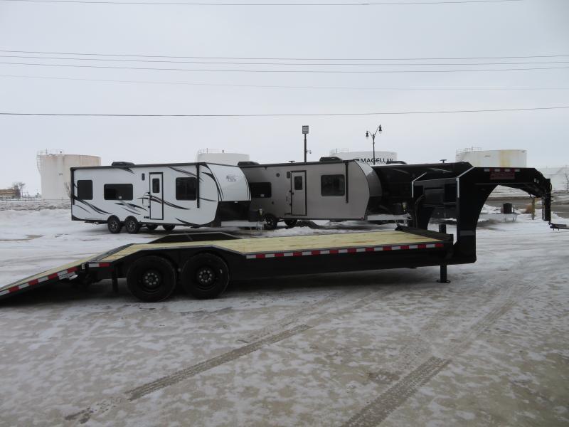 2020 Midsota 102''X26' Gooseneck Equipment Trailer STWB022616K