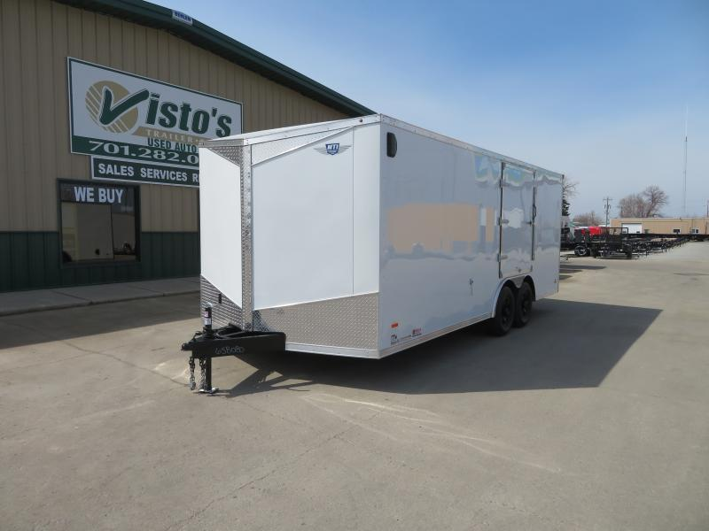 2020 MTI 8.5'X20' Enclosed Trailer MDLX852010K
