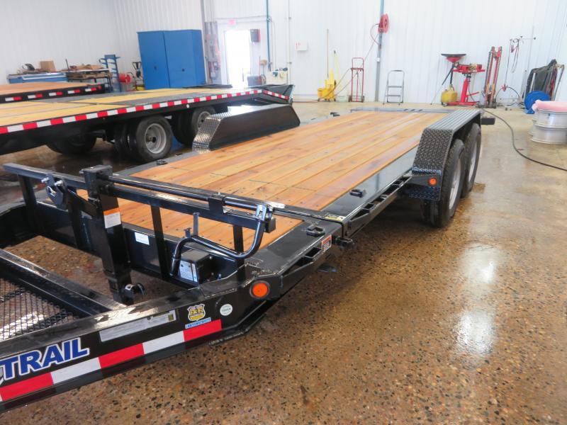 2019 Load Trail 83''X18' Tilt Trailer TH831814K