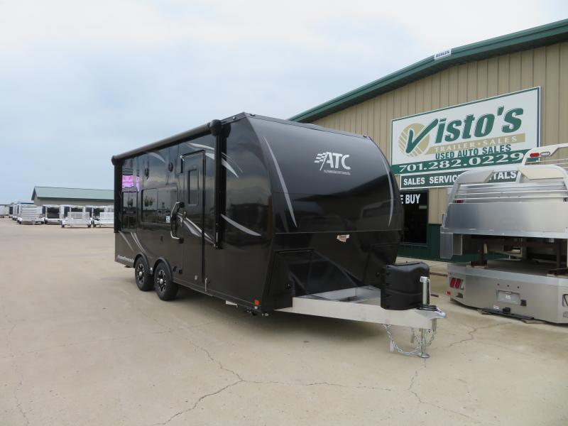 2020 ATC 8.5'X20' Enclosed Trailer ARVAB85207K