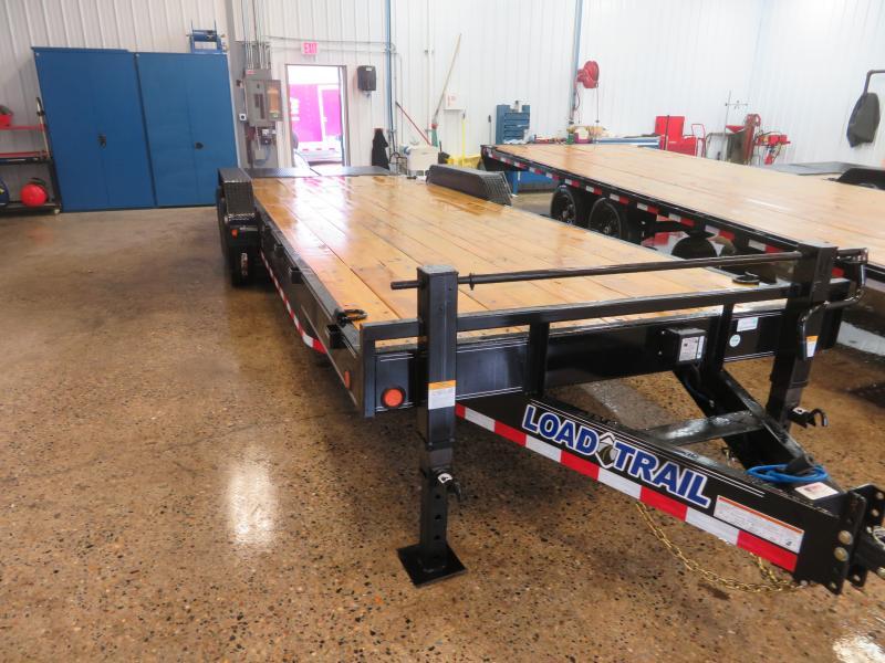 2020 Load Trail 83''X24' Equipment Trailer