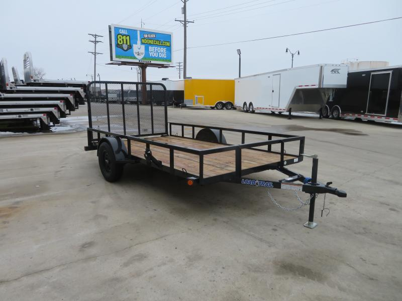 2020 Load Trail 77''X12' Utility Trailer SE7712