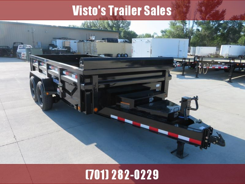 "2020 Load Trail 83""X14' Dump Trailer DT831414K"
