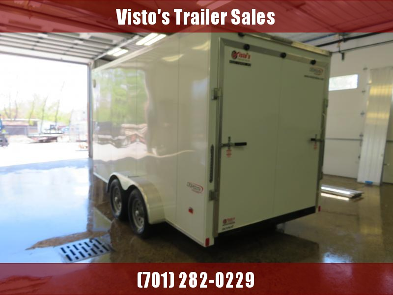 2020 Bravo 7'X14' Enclosed Trailer SC7147K