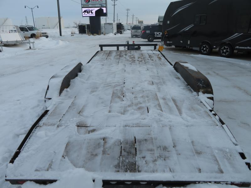 2002 Road Boss 8'X18' Equipment Trailer 8'X18'