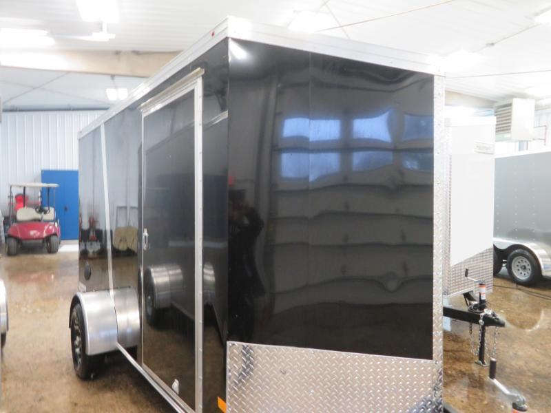 2020 Haulmark 6'X12' Enclosed Trailer TSV612