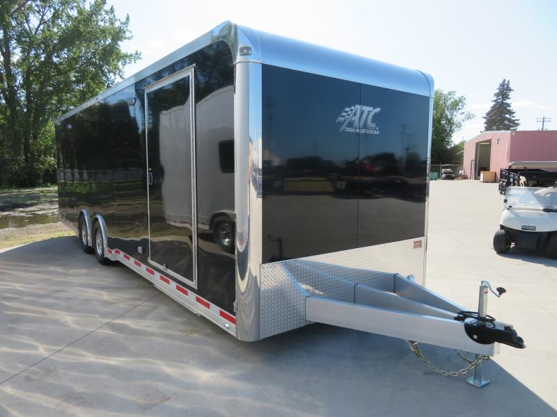 2020 ATC 8.5'X28' Enclosed Trailer QSTAB852812K
