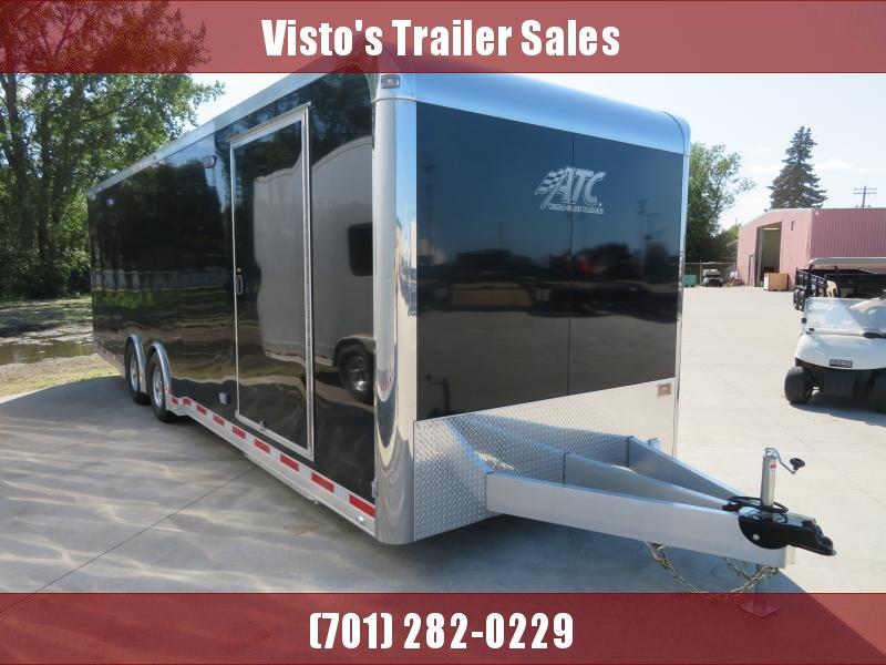 2020 ATC 8.5'X28' Enclosed Trailer QSTAB852812K