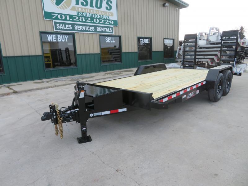 2020 Midsota 82''X18' Equipment Trailer ET821814K