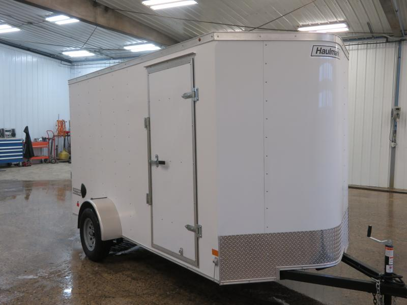 2020 Haulmark 6'X12' Enclosed Trailer PP612