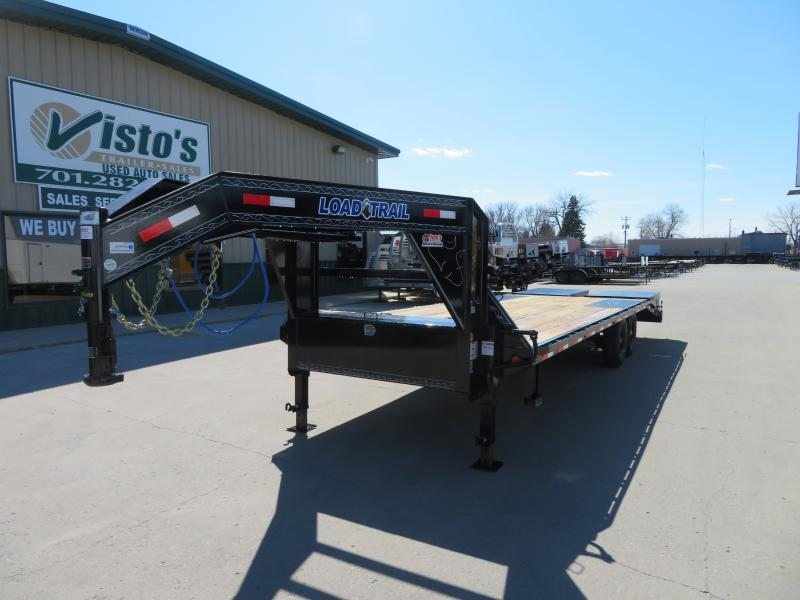 2020 Load Trail 102''X26' Gooseneck Deckover GS022614K