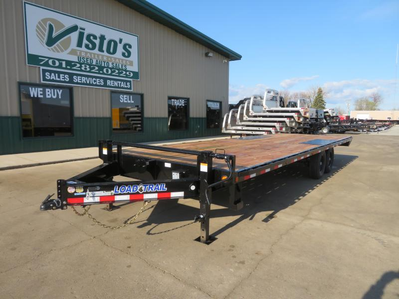 2020 Load Trail 102''X26' Deckover Trailer PS022614K