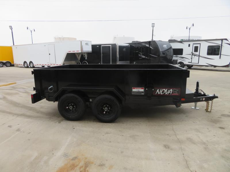 2020 Midsota 82''X12' Dump Trailer DT821210K