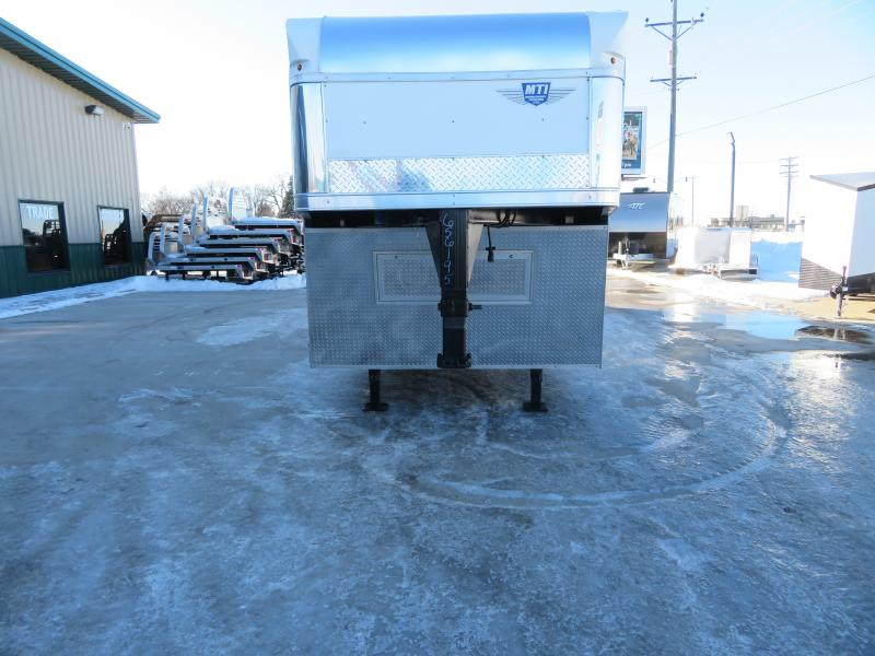 2020 MTI 8.5'X36' Gooseneck Enclosed Trailer MRTGN853614K