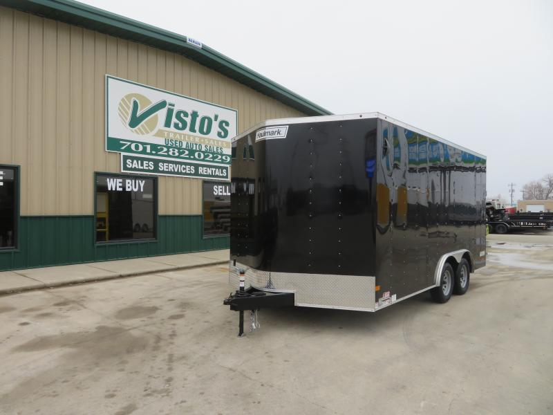2020 Haulmark 8.5'X16' Enclosed Trailer PP85167K