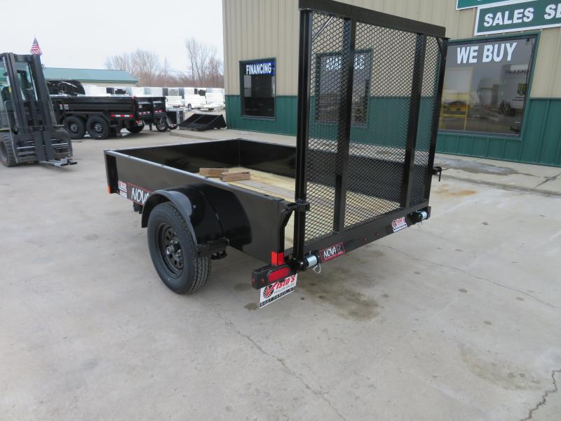 2020 Midsota 77''X10' Utility Trailer UT7710