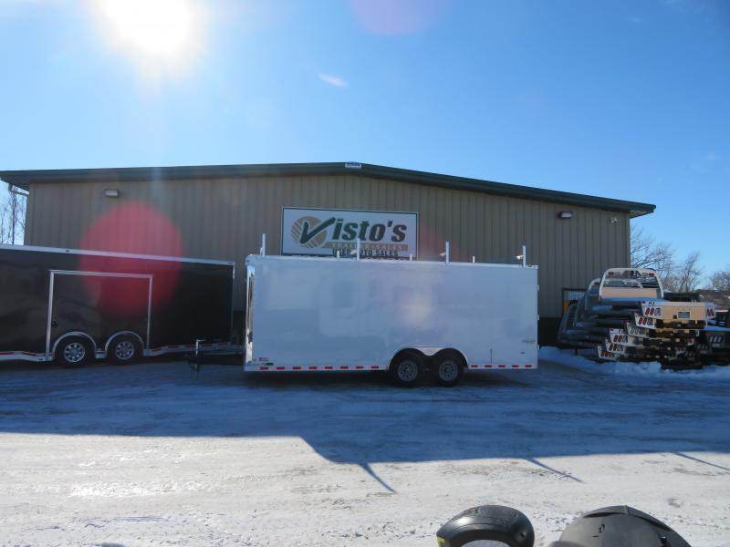 2020 Bravo 8.5'X20' Enclosed Trailer ST852010K