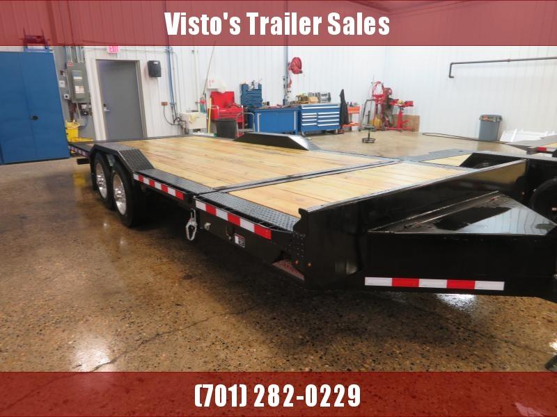 2020 Midsota 102''X22' Tilt Trailer TBWB022216K