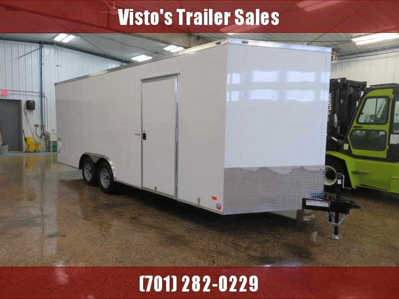 2020 Bravo 8.5'X20' Enclosed Trailer SC85207K