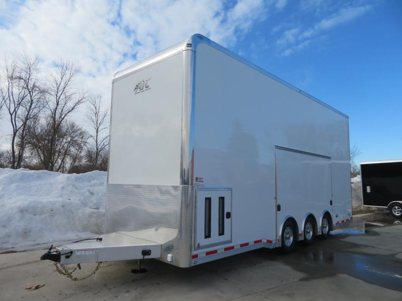 2020 ATC 8.5'X26' Enclosed Stacker Trailer QSTAB852618K