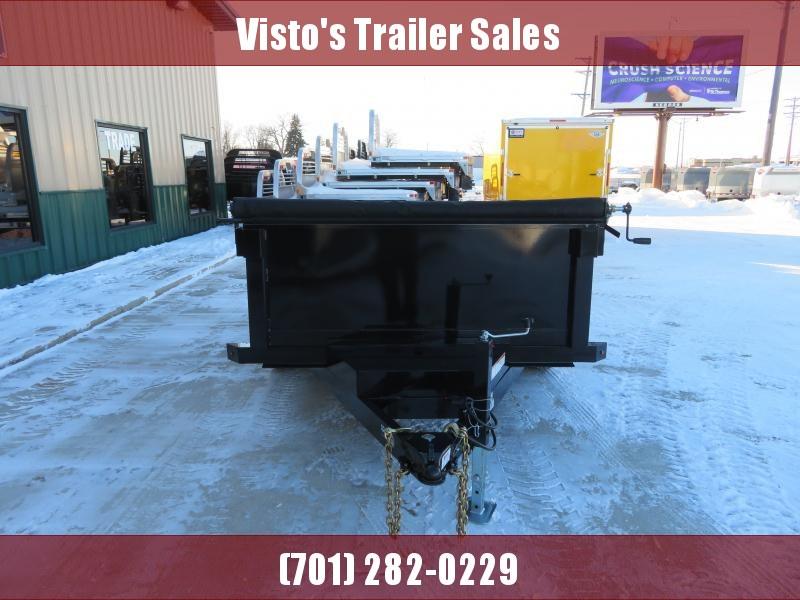 2020 Midsota 72''X10' Dump Trailer DT721010K