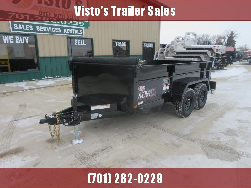 2020 Midsota 72''X12' Dump Trailer DT721210K