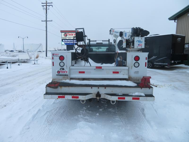 2015 Ford Crane Truck F-350 Super Duty