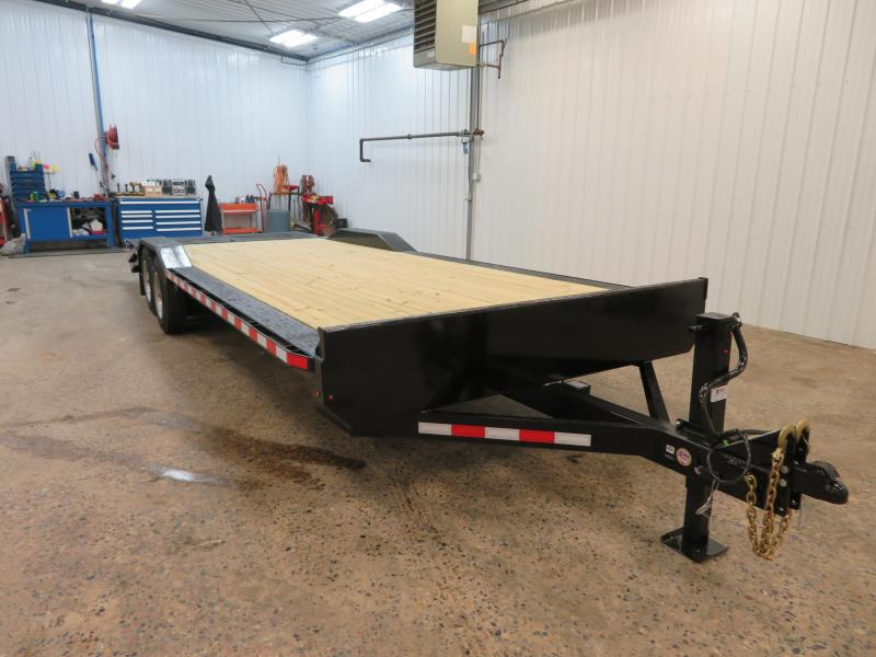 "2020 Midsota 102""X24' Equipment Trailer STWB022416K"