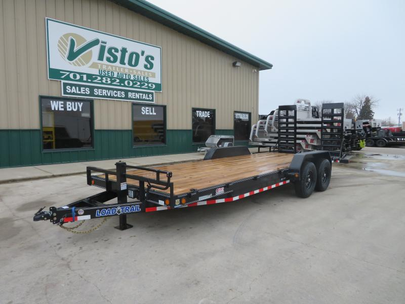 2020 Load Trail 83''X22' Equipment Trailer CH832214K