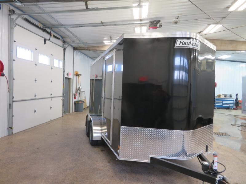 2020 Haulmark 7'X14' Enclosed Trailer TSV7147K