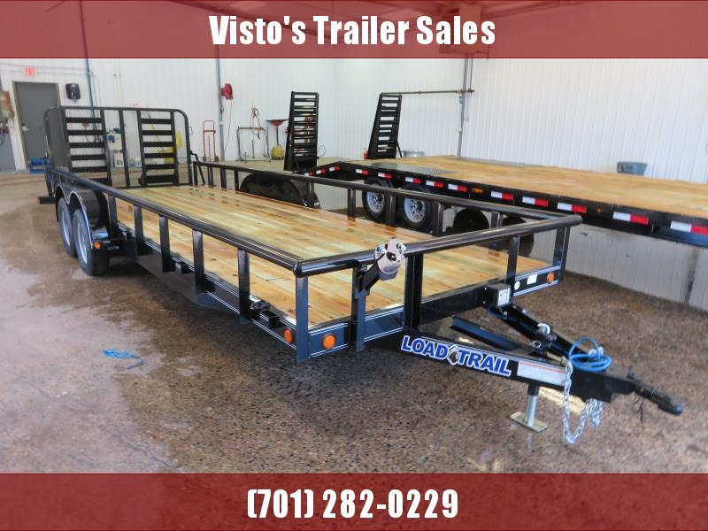 2019 Load Trail 83''X22' Equipment Trailer CS83227K